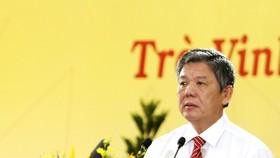 Đồng chí Ngô Chí Cường được bầu làm Bí thư Tỉnh ủy Trà Vinh