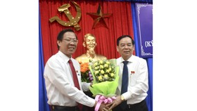 Ông Trần Ngọc Tam được bầu làm Chủ tịch UBND tỉnh Bến Tre