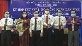 Bà Hồ Thị Hoàng Yến giữ chức Chủ tịch HĐND tỉnh Bến Tre