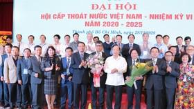 Ban chấp hành Hội VWSA nhiệm kỳ mới ra mắt đại hội