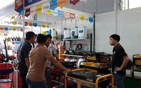 圖為西寧省舉辦本市企業產品推介週。(示意圖來源:ITPC)
