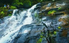 杜鵑瀑布。(圖源:互聯網)