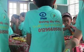 將設立只有3個號碼的兒童保護專線。圖為Codes 中心兒童權益保護諮詢專線為兒童舉辦的一個活動。
