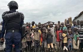 報告指出,南蘇丹衝突加劇是人數上升的主因。(圖源:互聯網)
