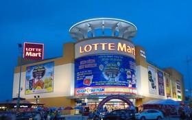 圖為頭頓市樂天瑪特(Lotte Mart)分店。(示意圖源:互聯網)