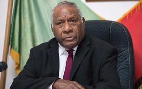 圖為瓦努阿圓共和國已故總統鮑德溫‧朗斯代爾閣下。(圖源:互聯網)