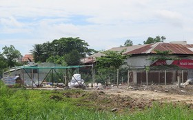 圖為第二郡安富坊的某一擱置規劃區內的地皮,居民16年來無法建房。(示意圖源:青年報)