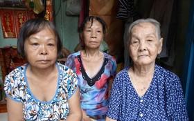 阮大娘與2個女兒正為醫藥費發愁。
