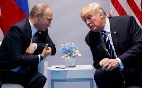 特朗普上任後本來想與普京政府改善關係,但以目前形勢不同了。(圖源:互聯網)