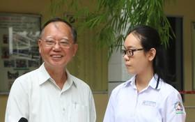 穗城會館理事長盧耀南協助 慧芳父親醫藥費1000萬元。