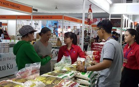 2017年泰國產品與美食展昨(9)日上午在本市新平會展中心正式開幕。
