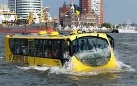 本市白騰-鈴東的1號河道巴士線將於明(21)日下水試行。(示意圖源:互聯網)