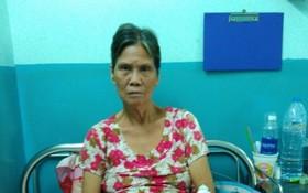 麥妙勝大娘施手術後仍未出院。