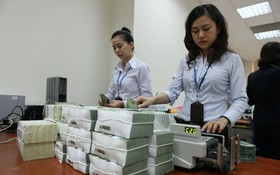 銀行為處理呆帳事宜作準備。