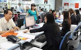 在越南進出口商業股份銀行進行交易。