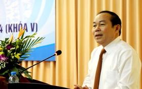 圖為越南聯合合作社新任主席阮玉保。(圖源:VGP/友勝)