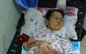 陳鳳大娘自從患病後身體衰弱。