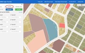 市民在家可查詢規劃資訊。(示意圖源:互聯網)