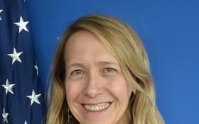 圖為美國駐本市總領事館總領事瑪麗‧塔諾卡(Mary Tarnowka)。(圖源:互聯網)