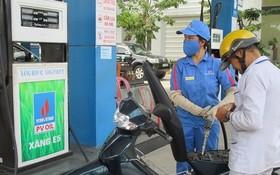 每公升汽油漲價近 450 元。(示意圖源:互聯網)