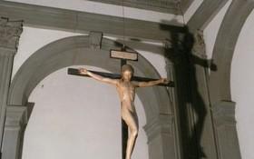 聖靈耶穌受難像。(圖源:互聯網)