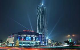圖為中部北面區域最高樓房的Vinpearl國際五星級酒店。(圖源:新奇)