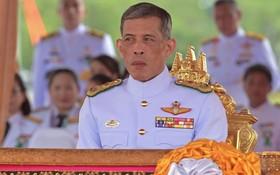 泰國國王瑪哈‧瓦吉拉隆功。