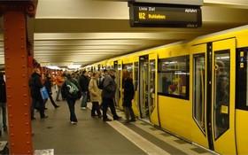德國首都柏林至南部城市慕尼黑線路日前正式提速。(圖源:互聯網)