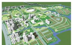 迪哲國家體育聯合區透視圖。