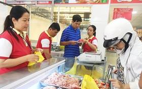 民眾喜歡在企業自行開設的商店購買安全食品。
