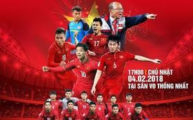 本市球迷明日與越南 U23 隊交流。(圖源:互聯網)