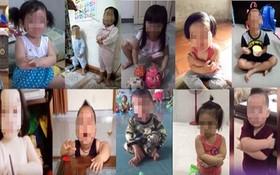 小朋友各種表情的多段視頻在社交網上屢見不鮮。