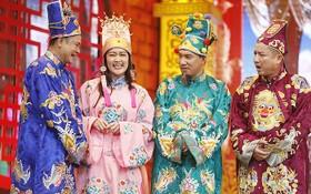 越南中央電視台的喜劇《灶君》是觀眾除夕夜一直期待的節目。