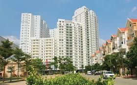 圖為某一新開發民居區。(示意圖源:互聯網)