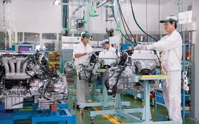 加工製造業吸納最多外資。(示意圖源:互聯網)