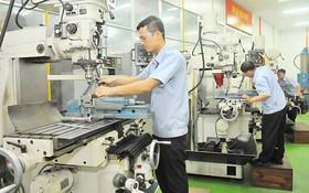 機器生產是頂尖的工業領域。