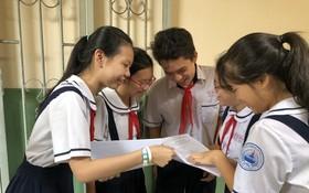 麥劍雄學校有5名學生參加九年級優秀生考試。