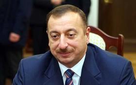 圖為阿塞拜疆共和國總統伊爾哈姆‧阿利耶夫。(圖源:互聯網)