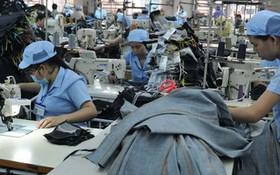 紡織品成衣出口前景可觀。