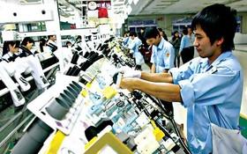 根據越南工商總會(VCCI)的外國企業調查結果顯示,各家外國投資商(FDI)仍對我國的經營前途有信心。(示意圖源:互聯網)