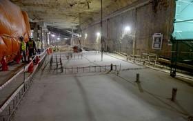 市中心區的地下空間規劃工作將以 地鐵系統為核心來進行。