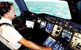 機長離不開的平板電腦。(示意圖源:互聯網)