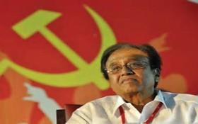 印度共產黨總書記蘇拉瓦拉姆‧雷迪同志。(圖源:互聯網)
