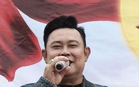 蔡榮表示將會傾力演出。