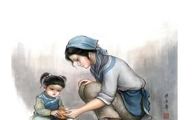 淳樸善良的媽媽。(示意圖源:互聯網)