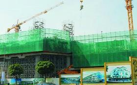 大光明公司正在守添新都市區開展的項目。