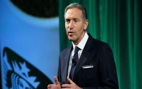 星巴克執行董事長舒爾茨(Howard Schultz)退休,傳有意競選總統。(圖源:互聯網)