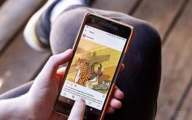 臉書旗下社交應用Instagram 用戶超 10 億。(圖源:互聯網)