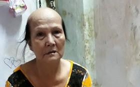 阮氏翠娥在家養病。