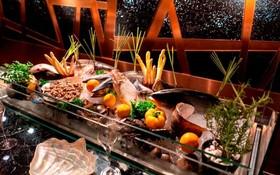 R&J意大利餐廳海鮮美食一瞥。